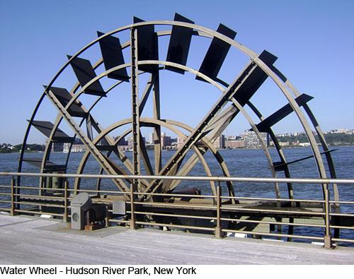 Wheel Projects Project Water Wheel